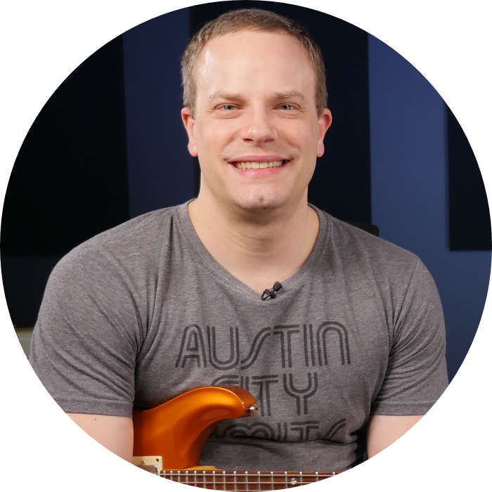Nate Savage is a Guitareo Instructor